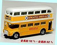 #1978-#L8-A ロンドンバスRM 黄色1978年版 ロングトミカ限定バスフェアVer.日本製激レア外箱難少々