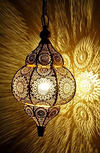 Moderno turco vintage aspecto antiguo marroquí oro luces de techo hogar linterna colgante regalos oriental árabe lámpara colgante
