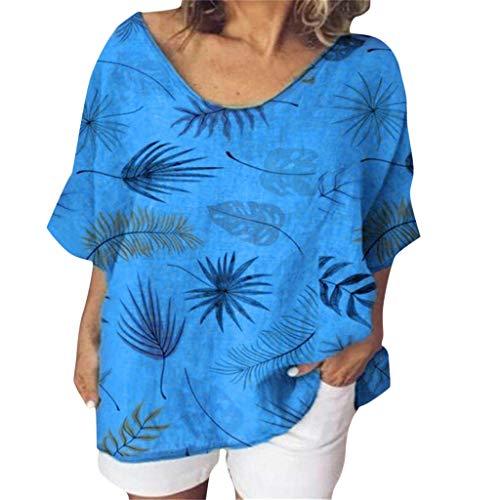 Linnen blouses voor dames elegant T-shirt met korte mouwen vrije tijd bovenstuk losse tuniek overhemd grote maten linnen eenkleurig korte mouwen tops casual ronde hals blousenshirt losse hemdblouse