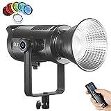 Godox SL150IIBi 150W 2800-6500K Bi-Color LED Video Light for Live Photography…