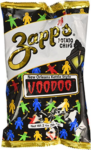 Zapps Potato Chips - Voodoo - 2 oz (Pack of 6)