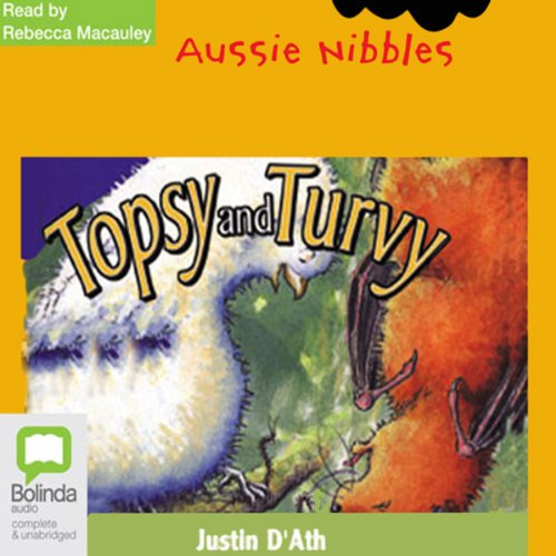 Topsy and Turvy: Aussie Nibbles cover art