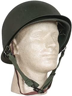 Fox Outdoor Products Deluxe M1 Style Steel Combat Helmet/Liner, One Size