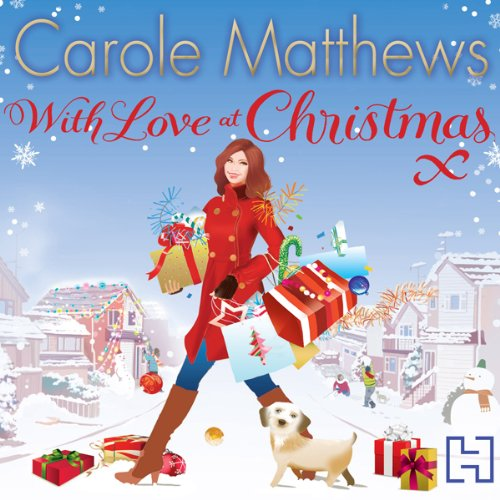 With Love at Christmas audiobook cover art