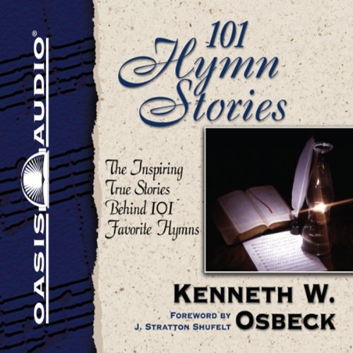 101 Hymn Stories audiobook cover art