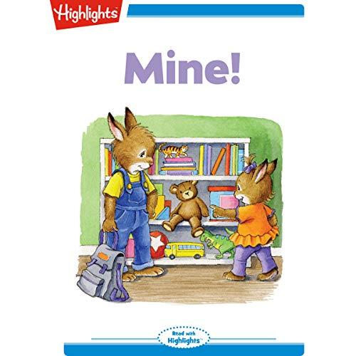 Mine! copertina