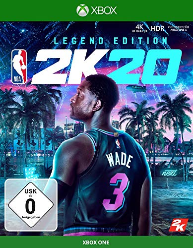 NBA 2K20 Legend Edition - [Xbox One]