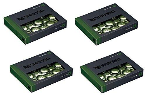 50 Nespresso Espresso Forte Coffee Cartridges Pro NEW (4 boxes - 200 capsules)