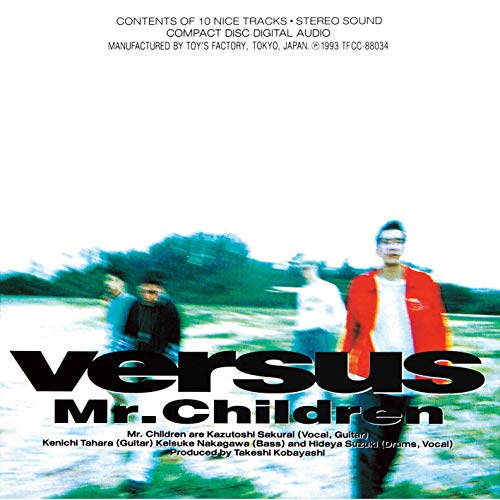 Versus / Mr.Children