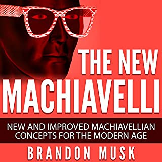 The New Machiavelli cover art