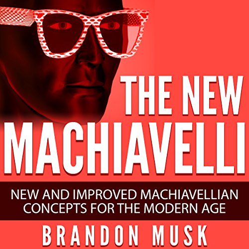 The New Machiavelli audiobook cover art