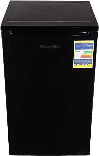 White Point WPMR91B Mini Bar Refrigerator - 91 Liters, Black