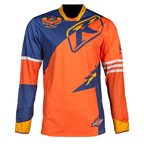 KLIM XC Jersey LG Orange Flame (Non-Current)