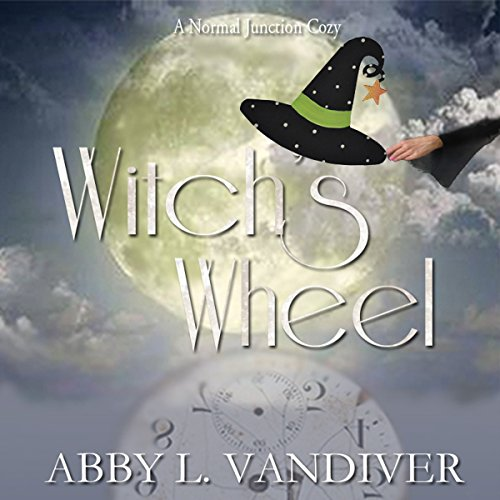 Witch's Wheel audiobook cover art