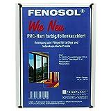FENOPLAST WIE NEU PVC-Hart farbig/folienkaschiert Fensterpflegeset