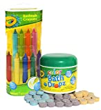 Product Image of the Crayola Bathtub Crayons