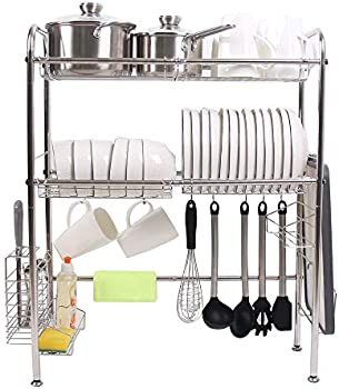 Newox Over-The-Sink Dish Drying Rack