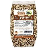 Guillermo Quinoa Tricolor Blanca Roja Negra Superalimento 100% Natural 500gr