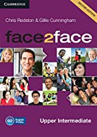 face2face Upper Intermediate Class Audio CDs (3)