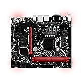Placa Base Fit For MSI B150M Gaming Pop PC Gaming LGA 1151 DDR4 Micro-ATX PC Placa Base USB3.0 VGA + DVI + Set De Placa Base De Escritorio HDMI Placa Base