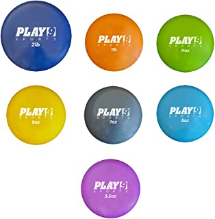 Play 9 Sports | PlyoBalls for Baseball | Weighted Balls for Baseball | Baseball Pitching and Velocity Training