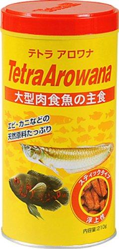 テトラ (Tetra) アロワナ 210g