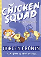 The Chicken Squad( The First Misadventure)[CHICKEN SQUAD][Hardcover]