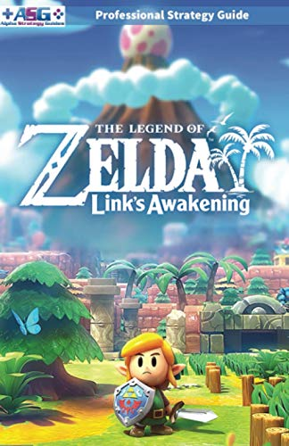 The Legend of Zelda Links Awakening Professional Strategy Guide