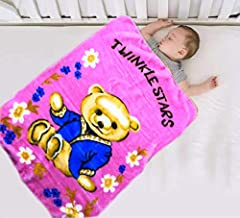 HomeStore-YEP Very Soft and Warm Baby Mink Blanket, Color - Pink