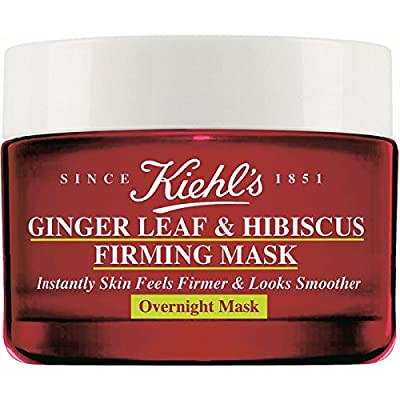 Kiehl's Kiehls Overnight Firming Mask Ginger Leaf & Hibiscus 14 ml – Travel Size from Kiehl's