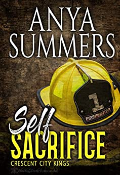 Self Sacrifice (Crescent City Kings Book 5) by [Anya Summers]