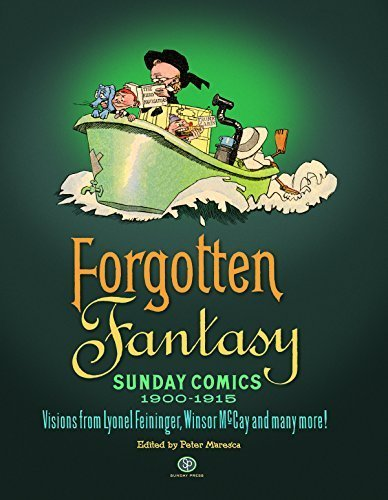 Forgotten Fantasy - Sunday Comics, 1900-1915: Visions from Lyonel Feininger, Winsor McCay and Many More (Giants of the American Comic Strip) (2011-08-01)