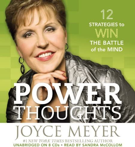 Power Thoughts 12 Strategies for Winning the Battle of the Mind product image