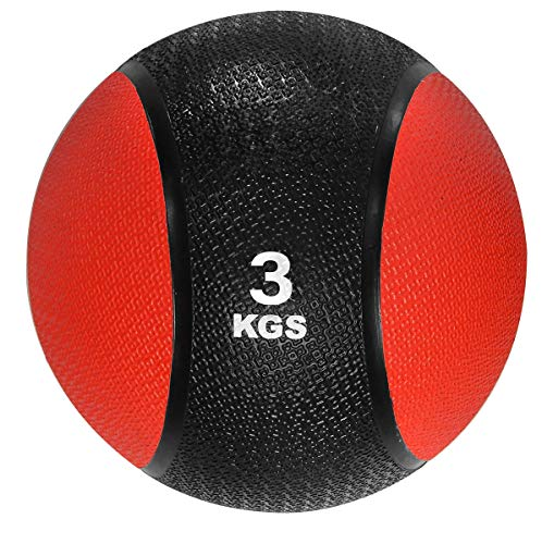 LINDSPORTS ひもなしメディシンボール 1kg 2kg 3kg 4kg 5kg 6kg (3)