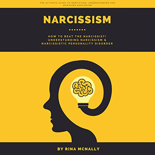 Narcissism audiobook cover art