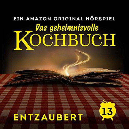 Entzaubert audiobook cover art