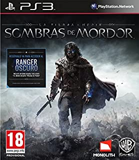 La Tierra-Media: Sombras De Mordor - Essentials
