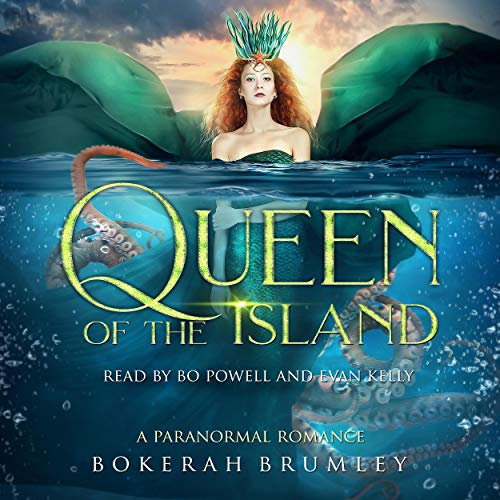 Couverture de Queen of the Island