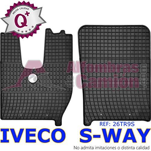 Iveco S-Way - Alfombras de camión Q+ a la Medida