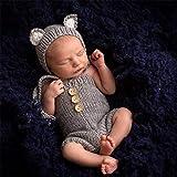 Sren Accesorios de fotografía para recién Nacidos Accesorios de fotografía para bebés, Traje de fotografía para bebés, para fotografía Bebés y bebés