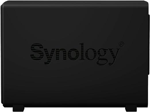 int/égr/é et pr/êt /à lemploi Synology DiskStation ds118 1x3TB WD Red Bundle avec Disque Dur WD Red Noir