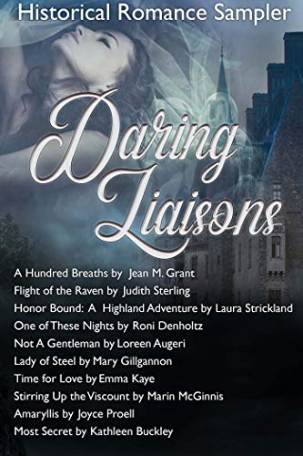 Daring Liaisons (Historical Romance Sampler) (English Edition)