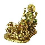 Hindu God Lord Surya Statue - India Home...