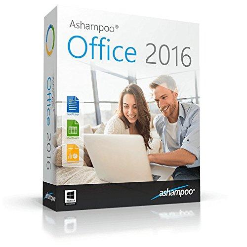 Ashampoo Office 2016 WIN (Product Keycard ohne Datenträger) - 3 PC