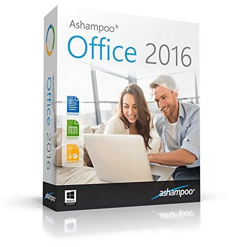 Ashampoo Office 2016 WIN (Product Keycard ohne Datenträger) - 3 PC