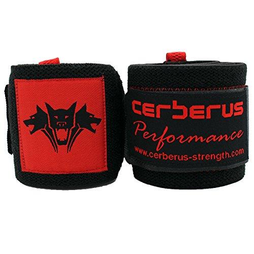 CERBERUS STRENGTH Performance Wrist Wraps