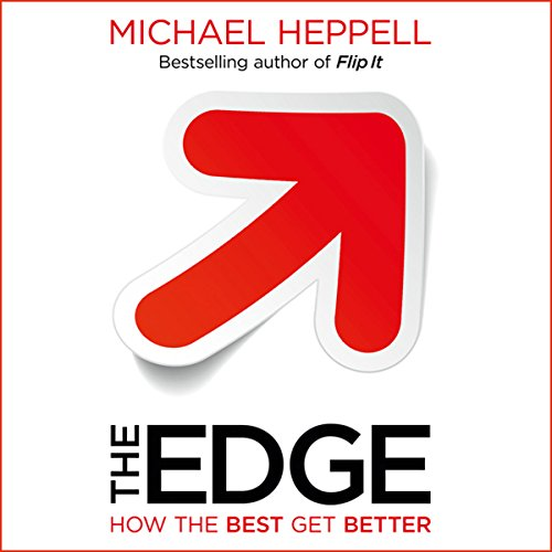 The Edge: How the Best Get Better audiobook cover art