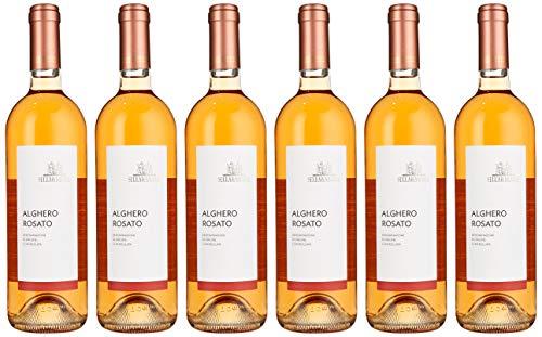 Sella & Mosca Rosé Alghero DOC trocken (6 x 0.75 l)