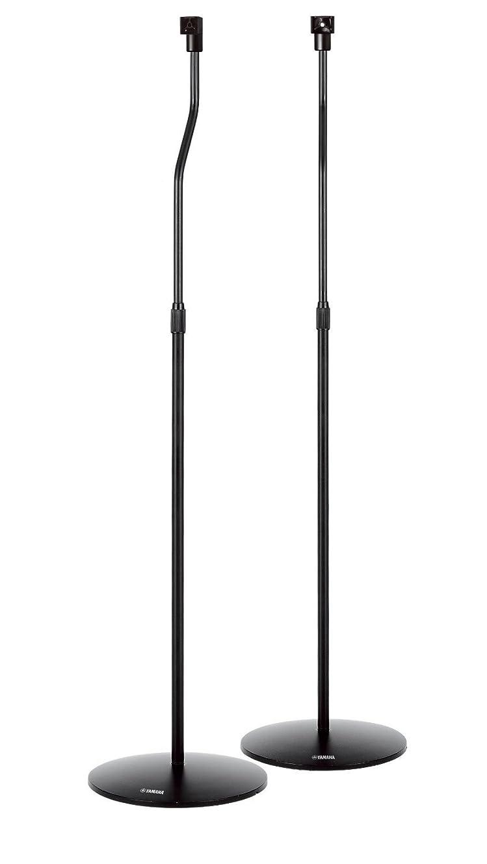 牛玉熱意ヤマハ スピーカースタンド SPS-90 ブラック SPS-90(B) (2台1組)