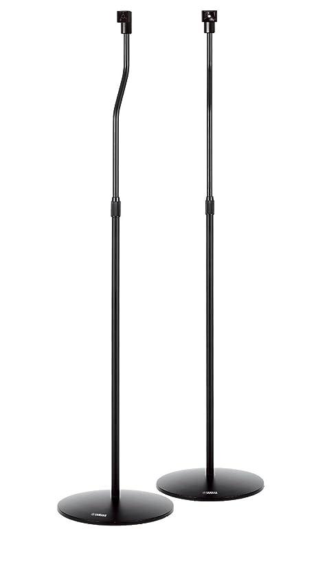 全くプロトタイプタイムリーなヤマハ スピーカースタンド SPS-90 ブラック SPS-90(B) (2台1組)